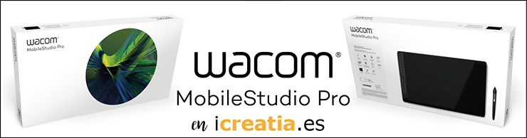 comprar wacom con pantalla