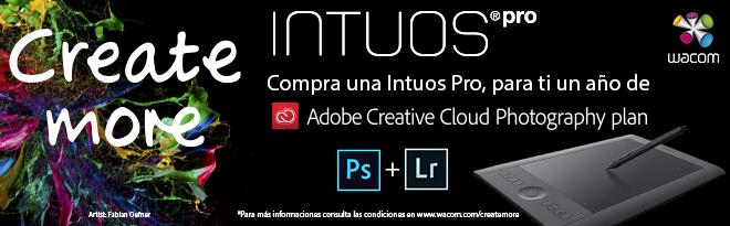 Intuos Wacom Adobe icreatia
