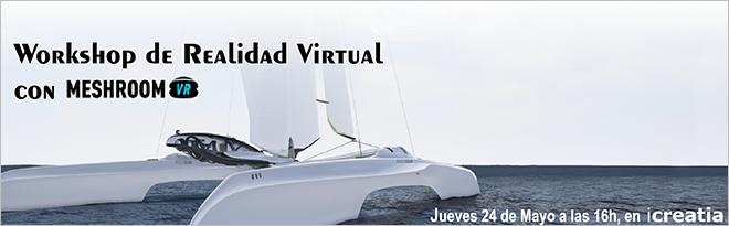 workshop de realidad virtual