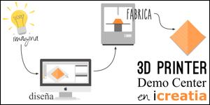 3D Printer Demo Center