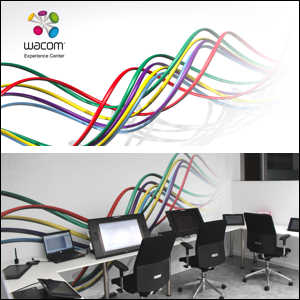 Wacom Demo Experience Center
