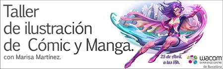 taller de manga en icreatia.es