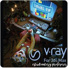 vRay para 3DS Max educación